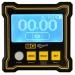 BG Racing Digital Dual Axis Angle Gauge
