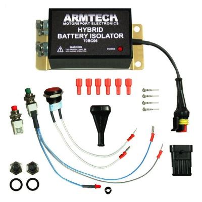 Armtech Hybrid Battery Isolation System