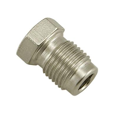 ATEC Stainless Steel M10 x 1 Male Brake Pipe Tube Nuts