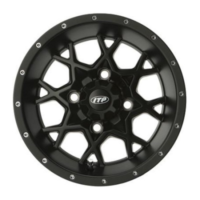 ITP 12 x 7 Hurricane Wheels