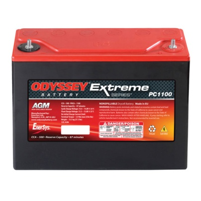 Odyssey Extreme Racing 40 Battery PC1100