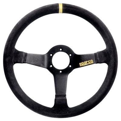 Sparco 325 Suede Steering Wheel