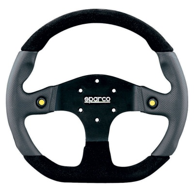 Sparco L999 Alcantara Leather Steering Wheel