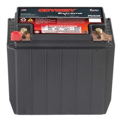 Odyssey Extreme Racing 18 Battery PC535