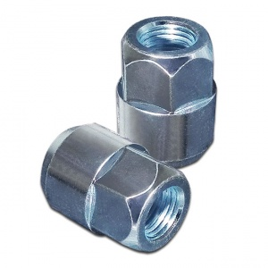 Rix Group 4 1/2 UNF BZP Steel Wheel Nuts