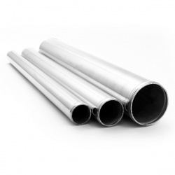 Silicon Hoses Long Straight Alloy Hose Joiners