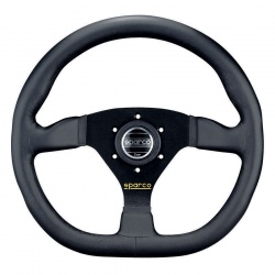 Sparco L360 Leather Steering Wheel