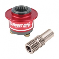 Sweet Manufacturing Quick Release Hub 3 Hole