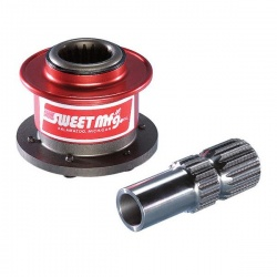Sweet Manufacturing Quick Release Hub 6 Hole